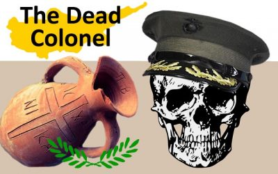 Maas Roy and the dead colonel