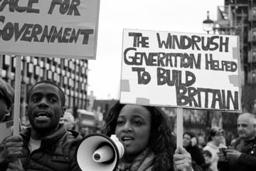 The coming of Windrush Day